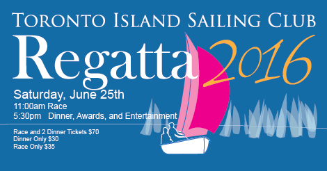 TISC Regatta - June 25th!